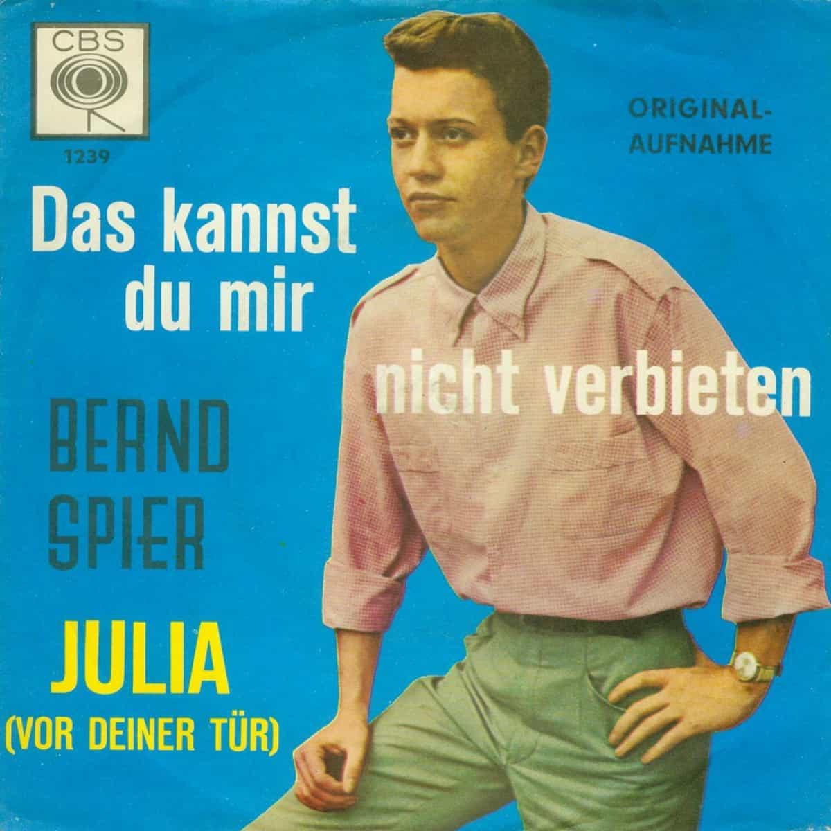Bernd Spier - Das kannst du mir nicht verbieten