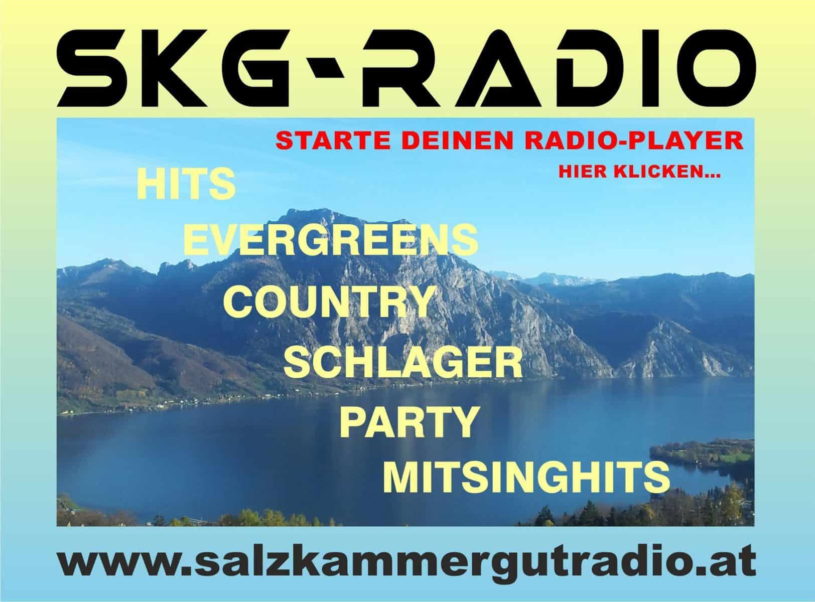 Logo Dein Salzkammergutradio Radioplayer
