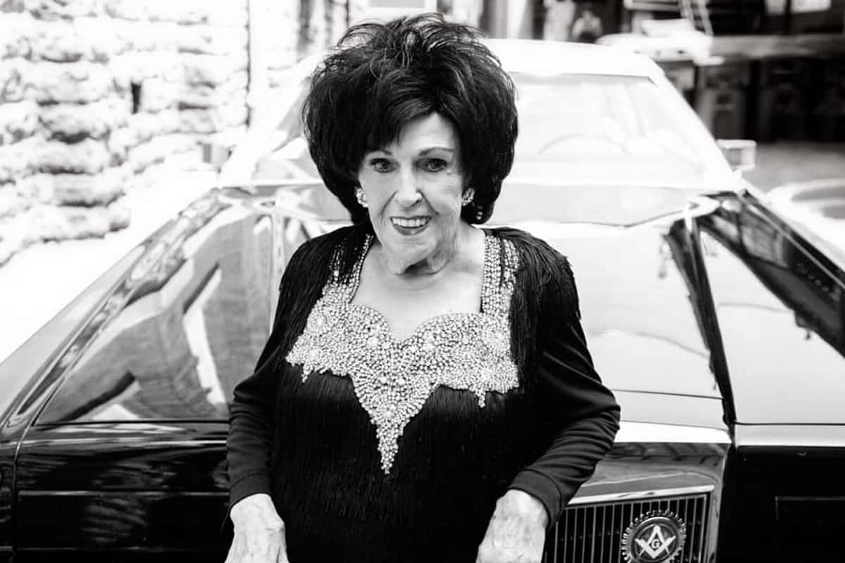 Die Queen Of Rockabilly Wanda Jackson * Foto: Facebook