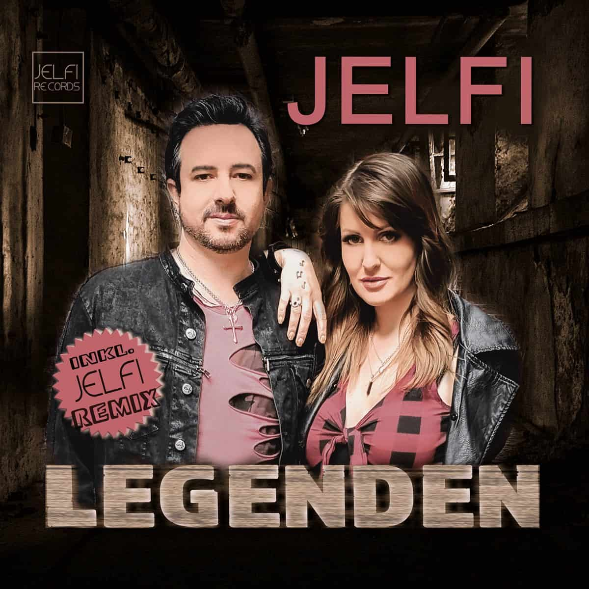 Jelfi - Legenden