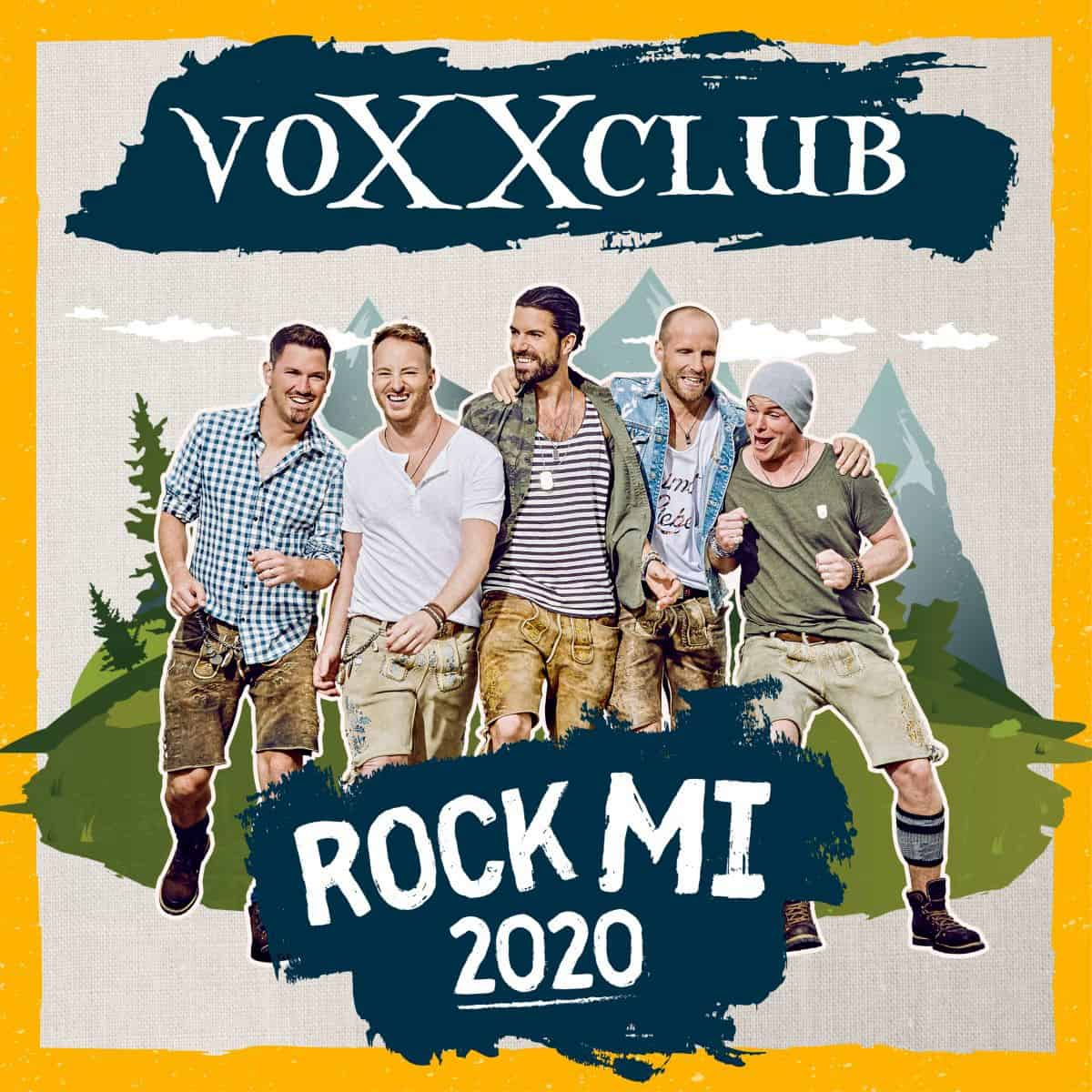 Voxxclub - Rock mi (Version 2020)
