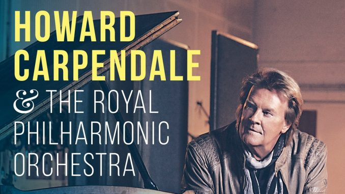Howard Carpendale & The Royal Philharmonic Orchestra - Dann geh doch