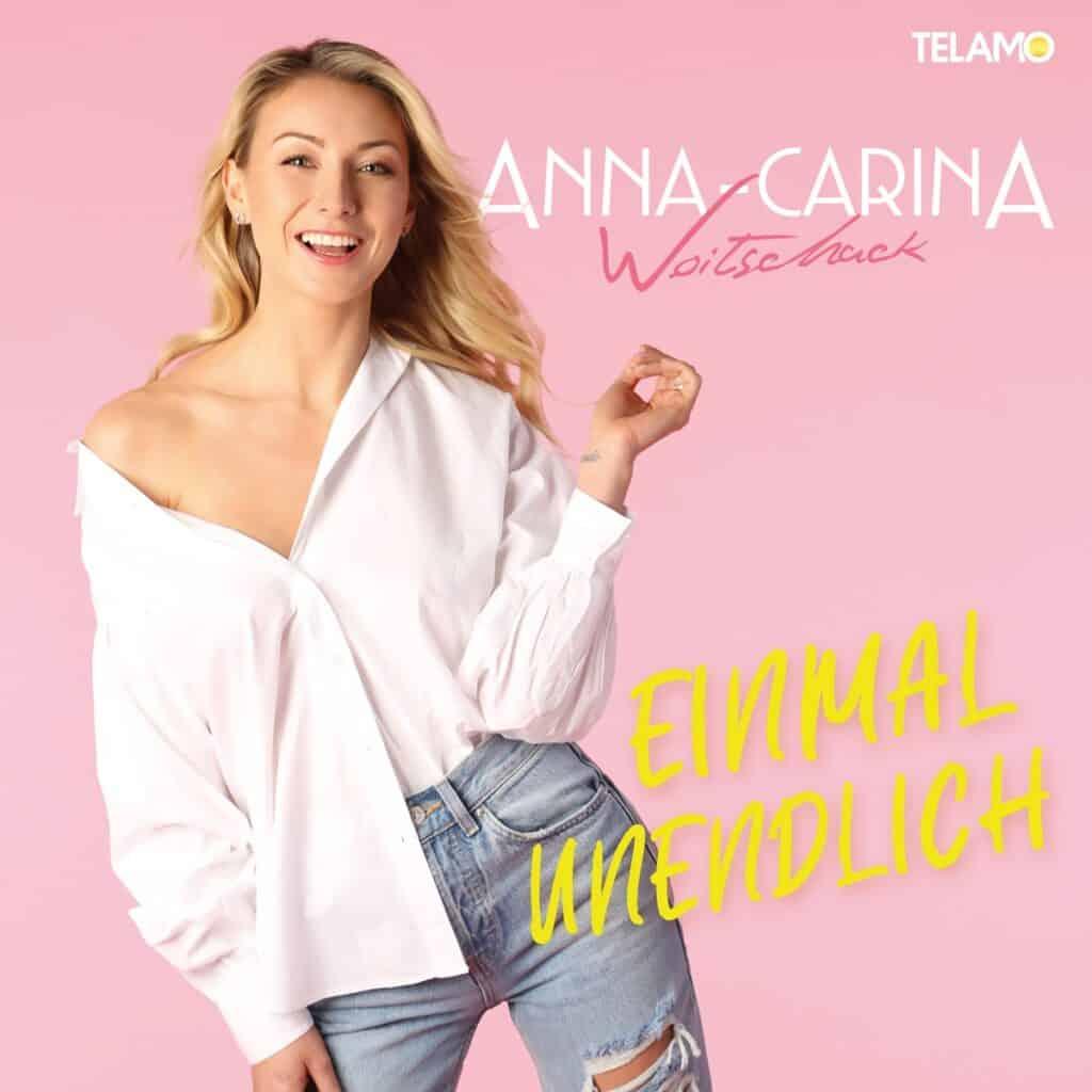 Anna-Carina Woitschack - Einmal unendlich