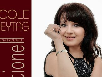 Nicole Freytag - Sensationell (Albumcover)