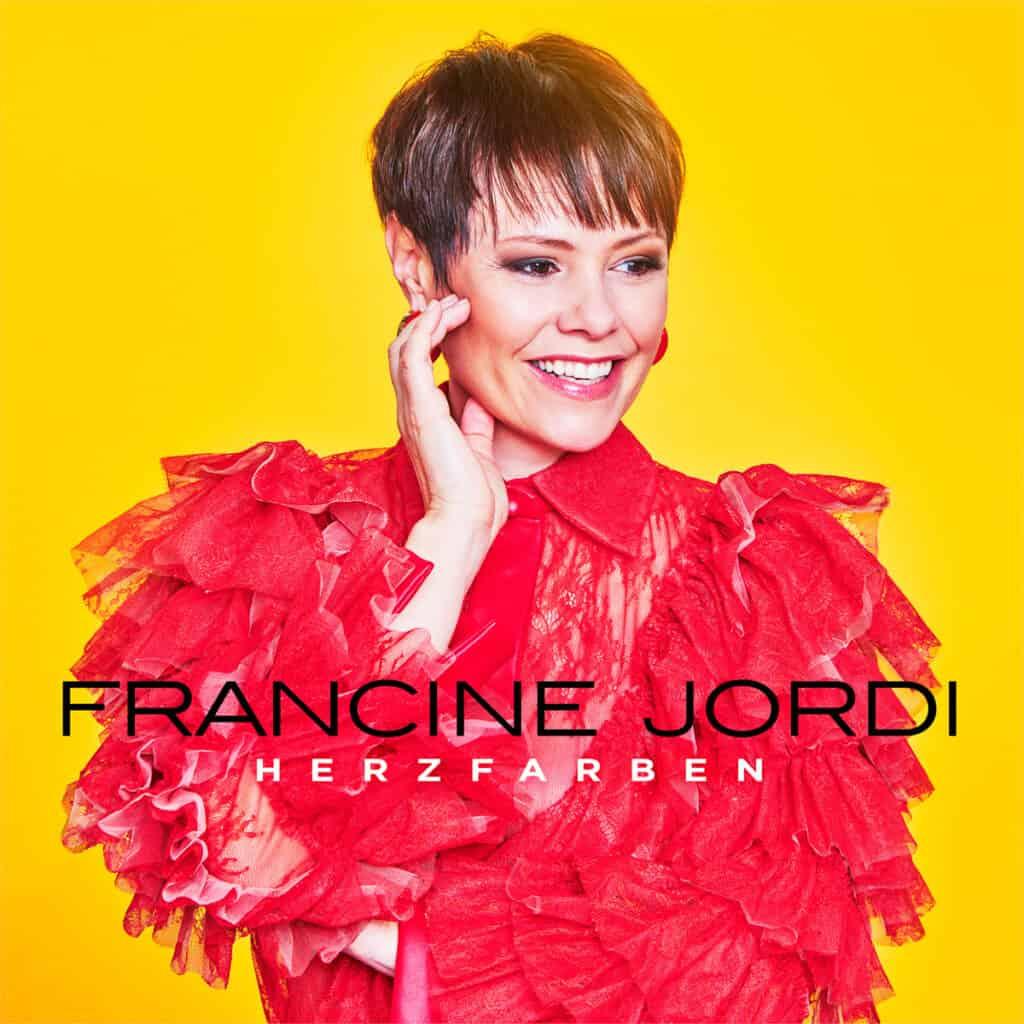 Francine Jordi - Herzfarben - Meine Best Of